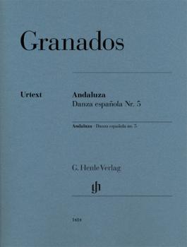 Andaluza (Danza española No. 5) (for Piano) (HL-51481484)