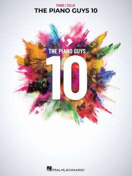 The Piano Guys - 10 (Piano with Cello) (HL-00359117)