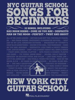 NYC Guitar School - Songs for Beginners (HL-00287261)