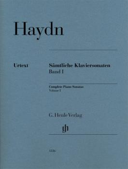 Complete Piano Sonatas, Volume I: Revised Edition for Piano Solo with  (HL-51481336)
